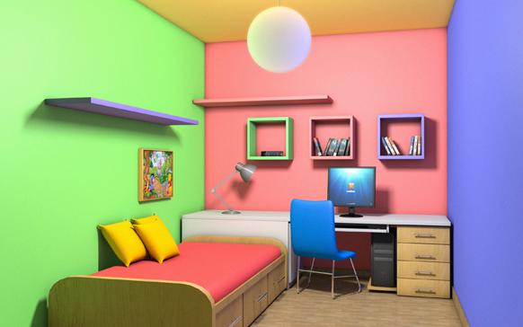 Kleuradvies: zo kies je kleuren… – woningdecoratie